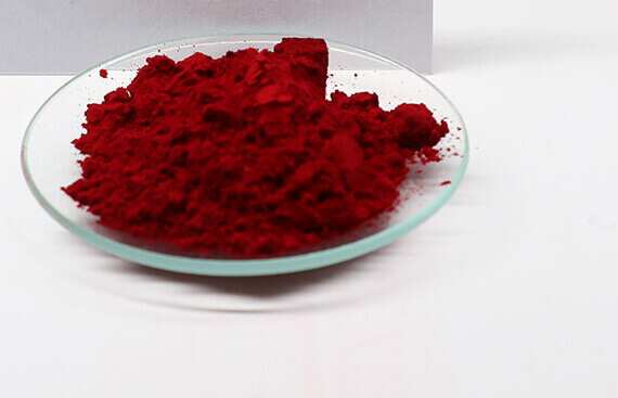 Pigment for plastic manufacturers