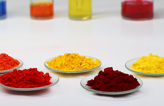 Pigments for printing inks