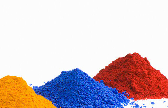 organic pigments for paints yellow pigment