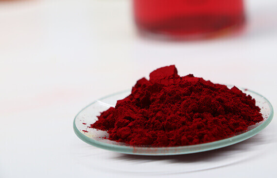 pigments for rubber pigment red