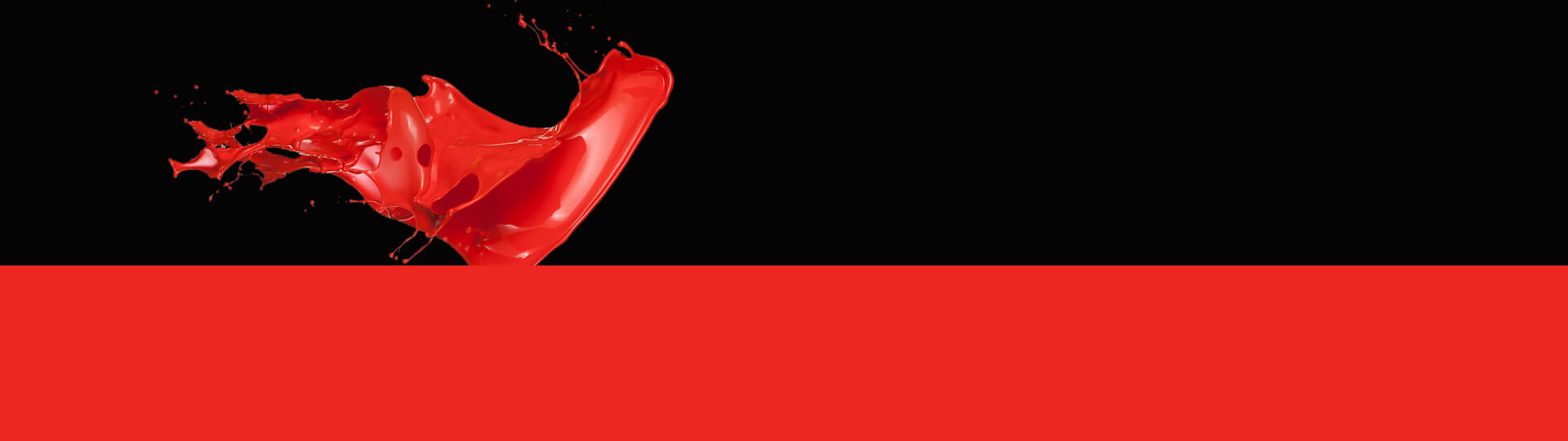 pigment red banner homepage